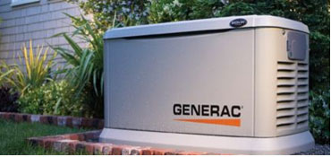 Call Us Today For Generator Power!