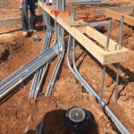Ozburn Electric starts electrical for commercial eatery