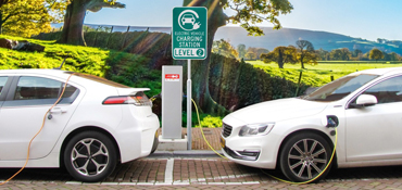 Ozburn Electric installs EV Chargers in Atlanta, Gainesville, Macon