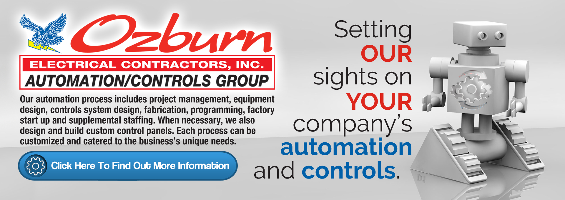 Industrial electrical automation and controls